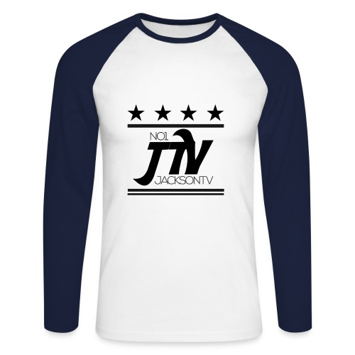 MEMBER SHIRT - Männer Baseballshirt langarm