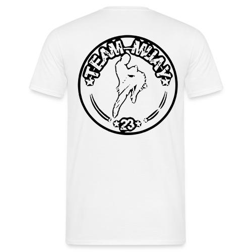 Basic V1 TM blanc - T-shirt Homme