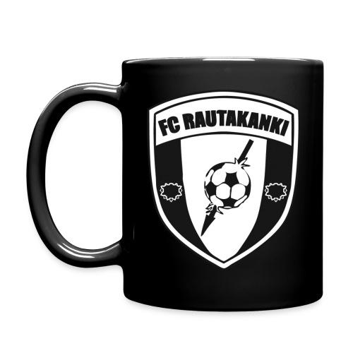 FC Rautakanki Kahvimuki - Yksivärinen muki