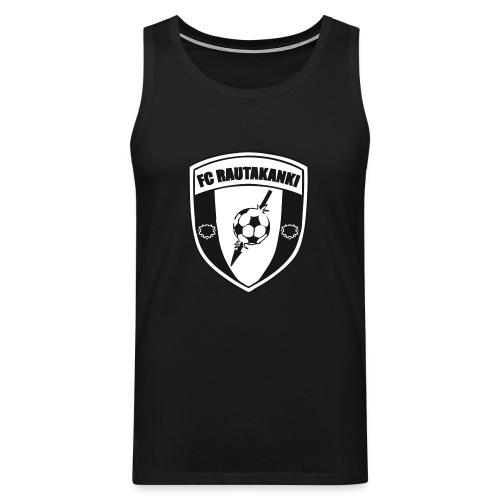 Fc Rautakanki Akanhakkaaja - Miesten premium hihaton paita