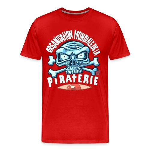 OMP (H) - T-shirt Premium Homme