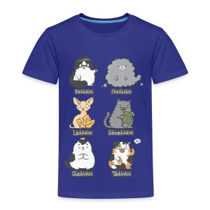 Aubkatzen - Kinder Premium T-Shirt