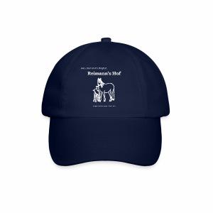 Base-Cap Reimann's Hof 'Stute mit Fohlen' - Baseballkappe