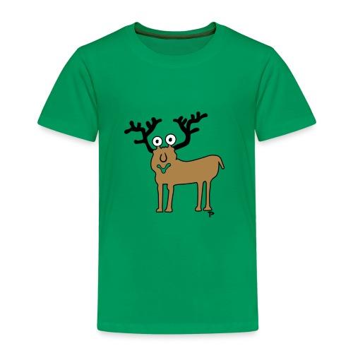 Kinderhirschshirt - Kinder Premium T-Shirt