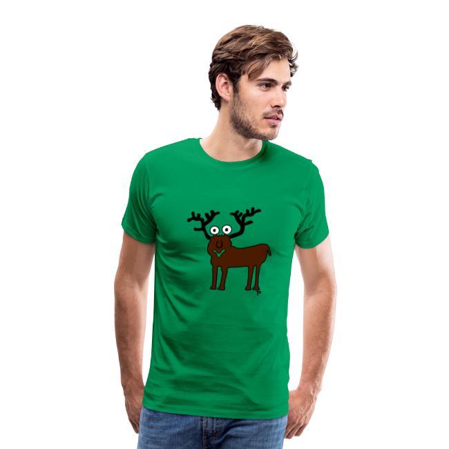 Der Hirsch für den Mann