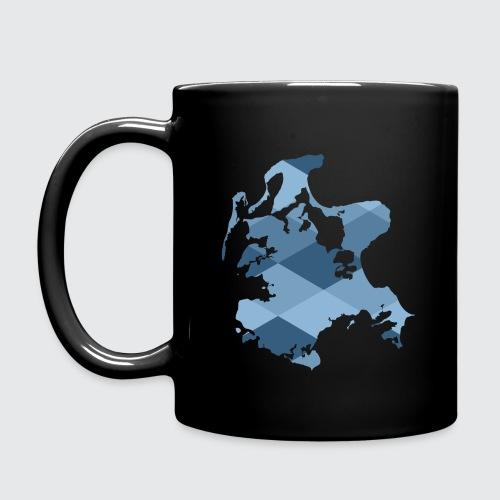 rügen - Tasse einfarbig
