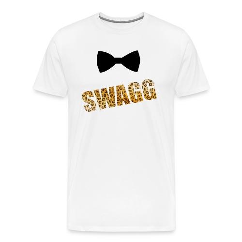 Mr. Swaggø - Maglietta Premium da uomo