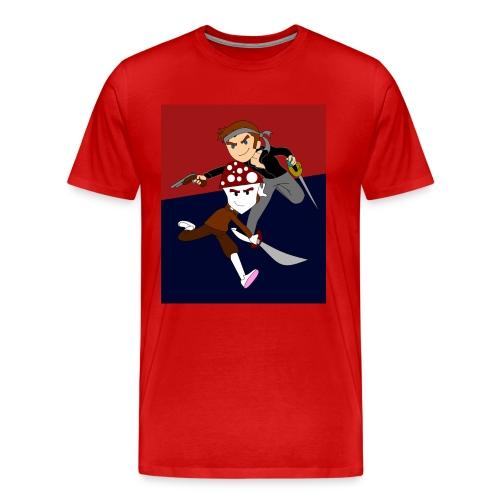 Fungus & Hudson The Revival T-Shirt - Men's Premium T-Shirt