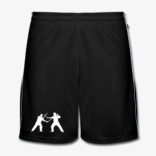Doppelstock - Männer Fußball-Shorts