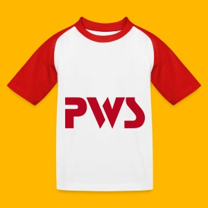 PWS T-Shirt Logo - Kids' Baseball T-Shirt