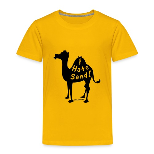 Camel Slogan T-Shirt - Kids' Premium T-Shirt