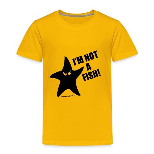 Starfish Slogan T-Shirt - Kids' Premium T-Shirt