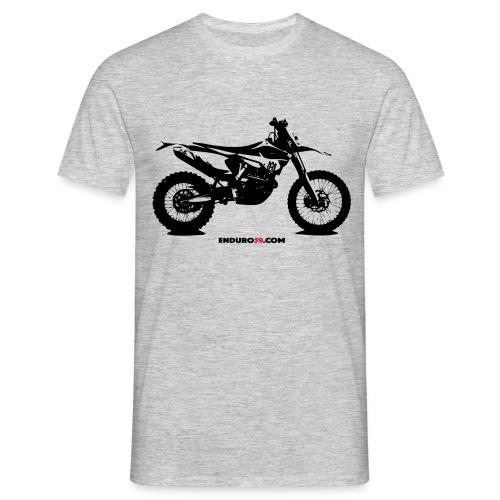 T-Shirt -Moto Husqvarna - T-shirt Homme