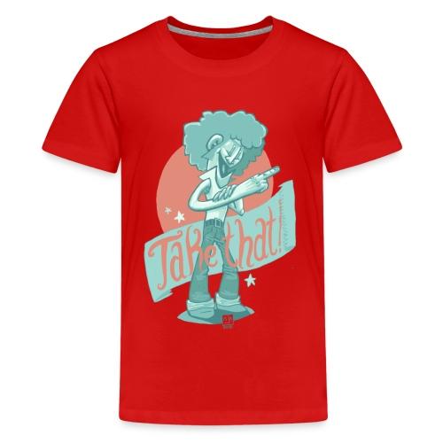 TT 01 (E) - T-shirt Premium Ado
