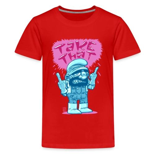 TT 02 (E) - T-shirt Premium Ado