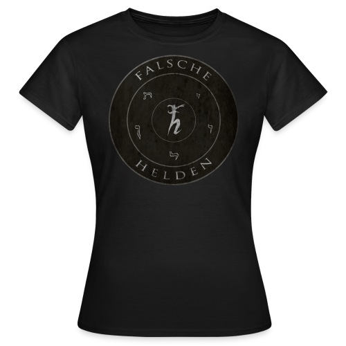 Falsche Helden - O-Logo-Frauen-Shirt - Frauen T-Shirt