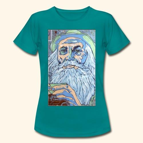 Vieux sage - T-shirt Femme