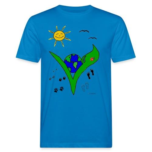 veggie BIO-Shirt für Männer - Männer Bio-T-Shirt