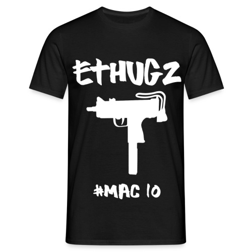 Ethugz | Mac 10  - Mannen T-shirt