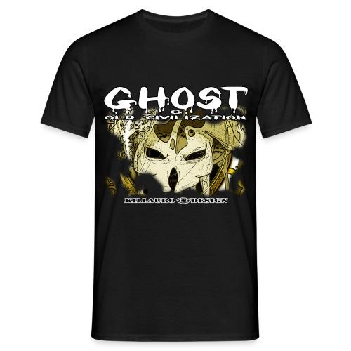 TGHOS01H - T-shirt Homme