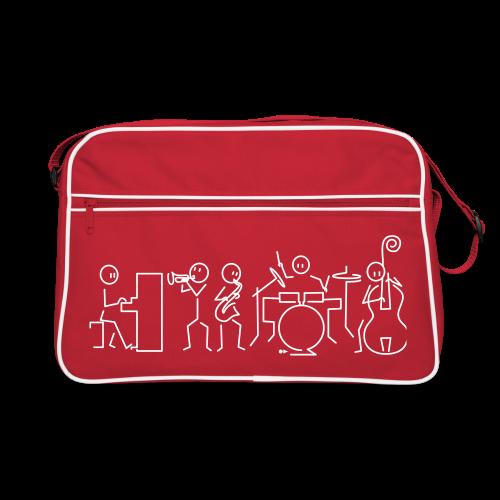 Jazz band - Retro Bag