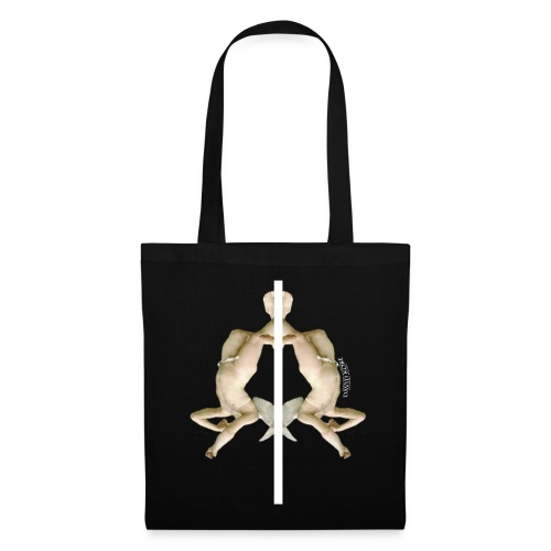 Fallen Angel Tote Bag - Tote Bag