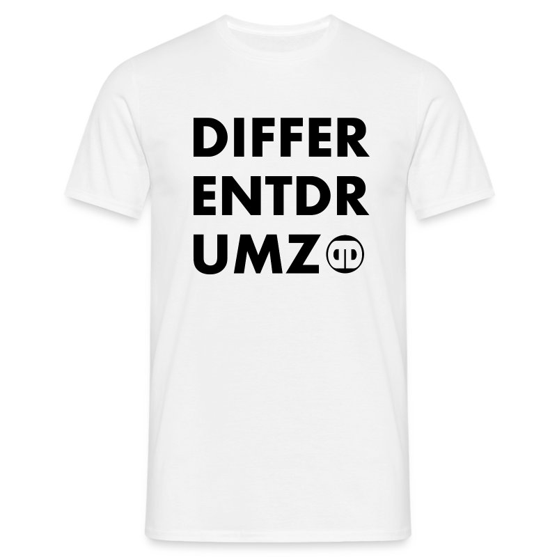 DIFFERENT DRUMZ - Men's T-Shirt