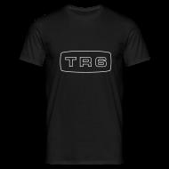 T-skjorter ~ T-skjorte for menn ~ Triumph TR6 emblem script