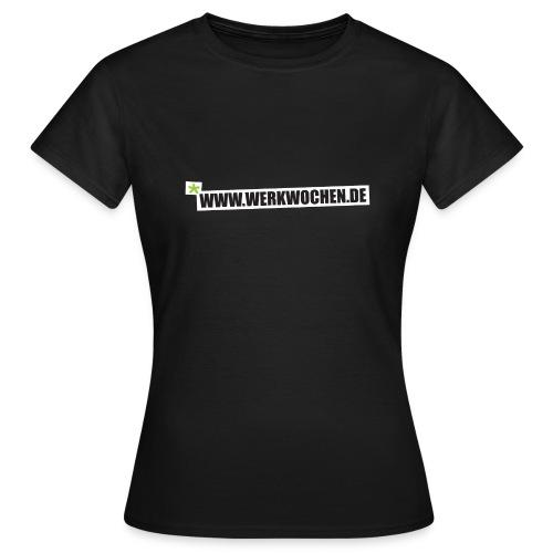 Damen URL vorne - Frauen T-Shirt