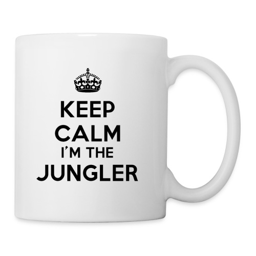 Mug blanc Keep calm I'm the Jungler - Mug blanc