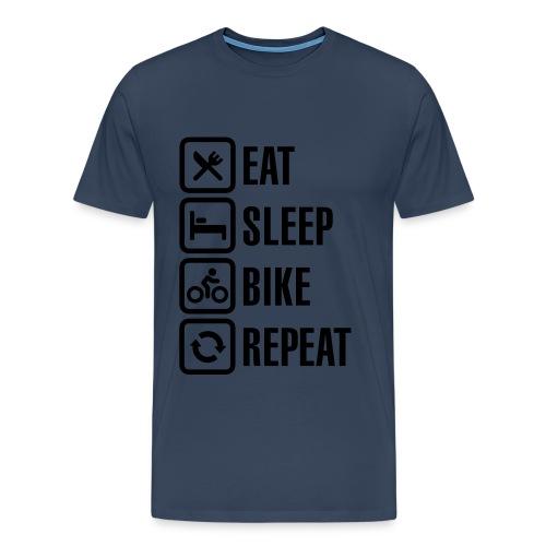 The cycle - Men's Premium T-Shirt