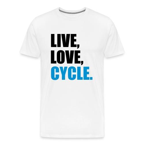 LLC - Men's Premium T-Shirt