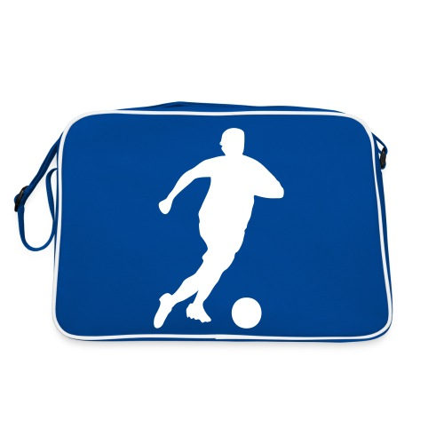 Sports bag : Football is Life - Retro Bag