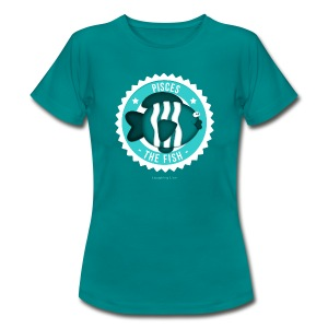 Women's Pisces T-Shirt - Women's T-Shirt