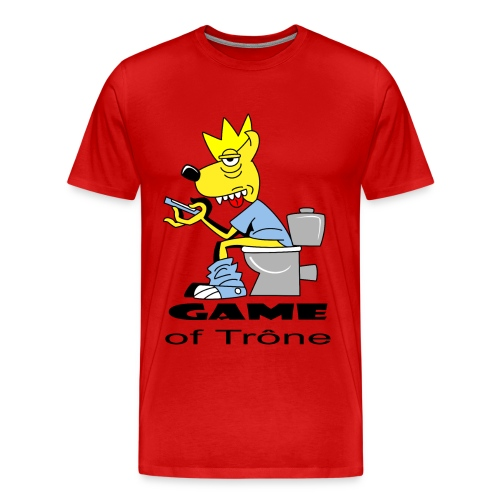 Game of trône - T-shirt Premium Homme