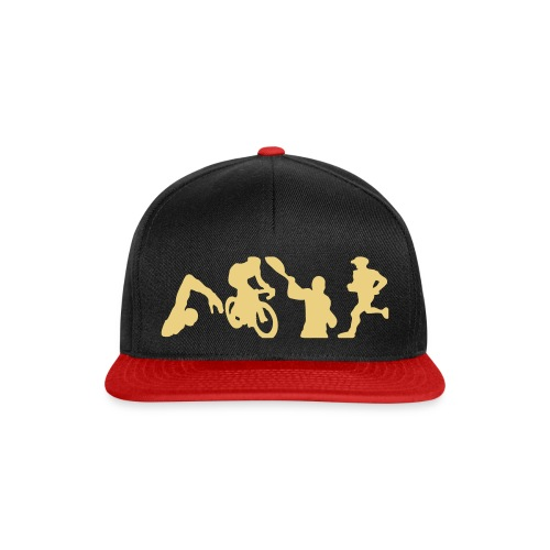 Q4U Snapback Cap (various colors)   - Snapback Cap