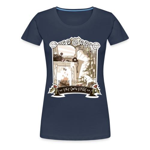 GRYM T-Shirt - Women's Dark - Women's Premium T-Shirt