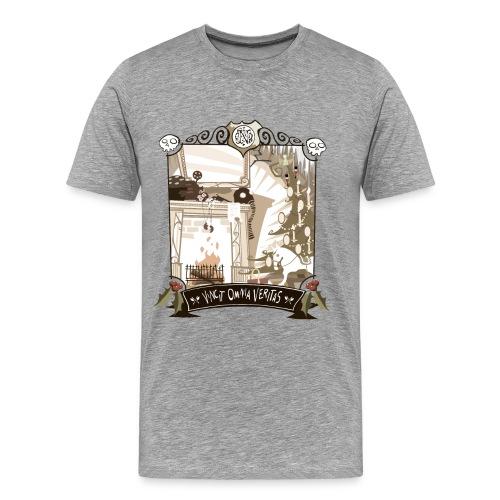 GRYM T-Shirt - Men's Light - Men's Premium T-Shirt