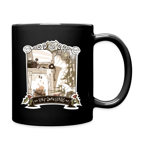GRYM Mug - Black - Full Colour Mug