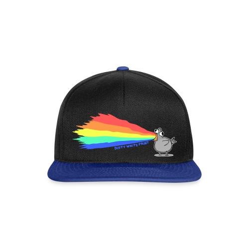 Zaubertaube-Cap  - Snapback Cap