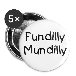Fundilly Mudilly badj - Buttons small 25 mm