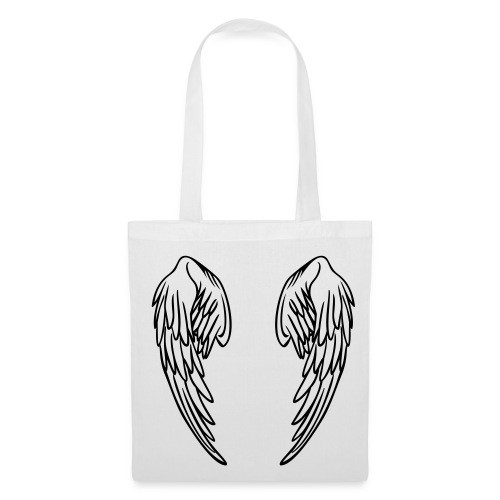 Sac ailes d'anges - Tote Bag