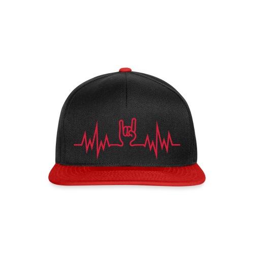 CAP ROCK - Snapback Cap