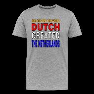 T-Shirts ~ Men's Premium T-Shirt ~ DUTCH PRIDE - create the netherlands