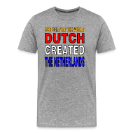 T-Shirts ~ Men's Premium T-Shirt ~ DUTCH PRIDE - create the netherlands