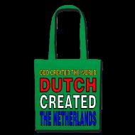 Bags & Backpacks ~ Tote Bag ~ DUTCH PRIDE - create the netherlands