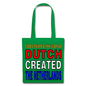 DUTCH PRIDE - create the netherlands - Tas van stof