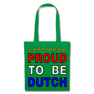 Bags & Backpacks ~ Tote Bag ~ DUTCH PRIDE - learn from mistakes