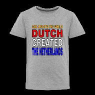 Shirts ~ Kids' Premium T-Shirt ~ DUTCH PRIDE - create the netherlands