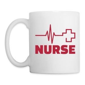 Verpleegkundige Mok ECG - Mok
